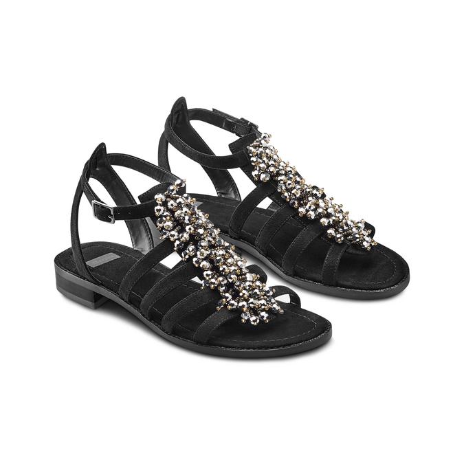 Women's shoes bata, Noir, 569-6206 - 16