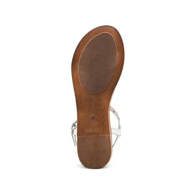 Women's shoes bata, Blanc, 564-1211 - 19