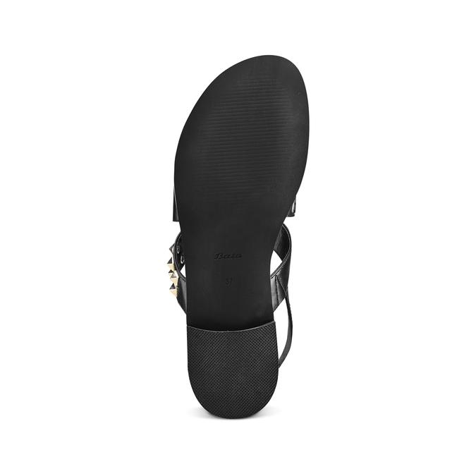 Women's shoes bata, Noir, 561-6245 - 19