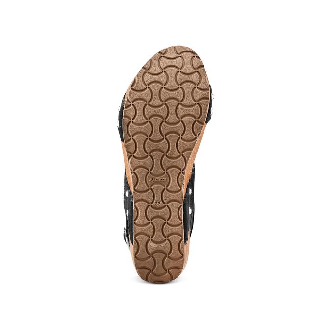 Women's shoes bata, Noir, 669-6356 - 19