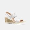 BATA TOUCH ME Chaussures Femme bata-touch-me, Blanc, 764-1309 - 13