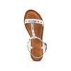 Women's shoes bata, Blanc, 564-1211 - 17