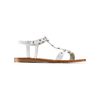 Women's shoes bata, Blanc, 564-1211 - 13