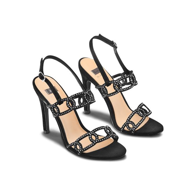Women's shoes bata, Noir, 769-6327 - 16