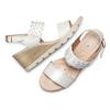 BATA TOUCH ME Chaussures Femme bata-touch-me, Blanc, 764-1309 - 26