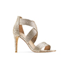 Women's shoes insolia, Jaune, 761-8142 - 13