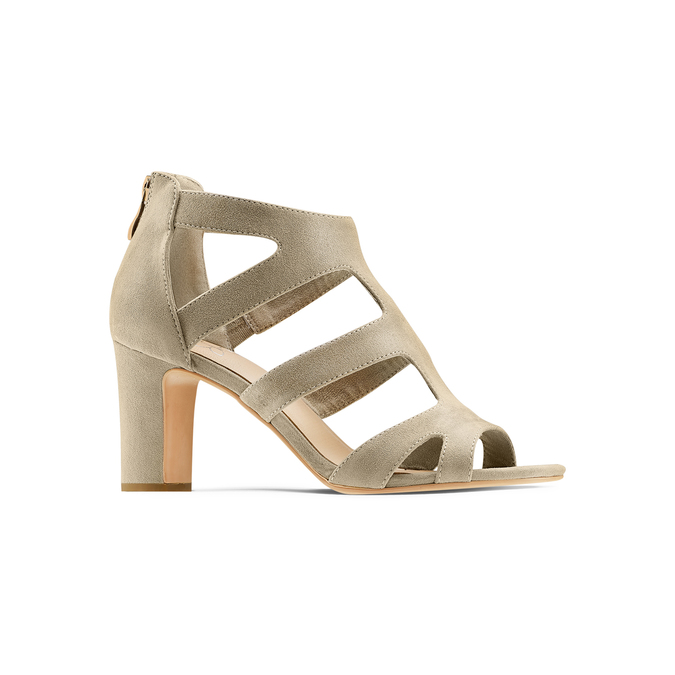 Women's shoes insolia, 729-8165 - 13