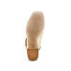 Women's shoes bata, Jaune, 764-8218 - 19