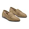 Men's shoes bata, Jaune, 853-8129 - 16