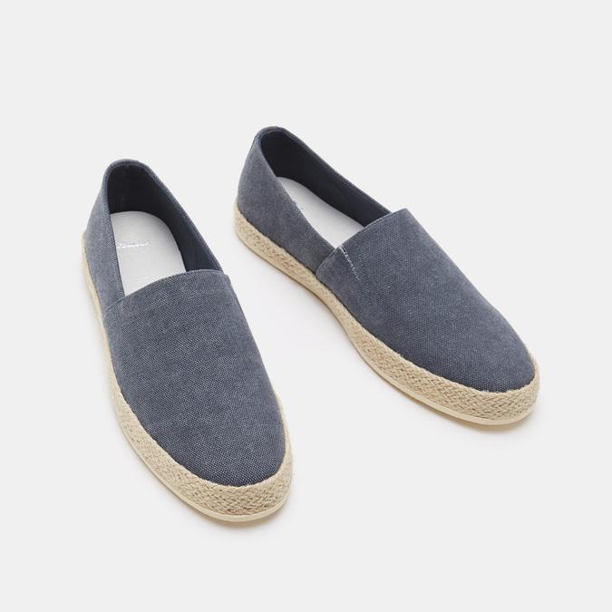 BATA Chaussures Homme bata, Bleu, 859-9203 - 26