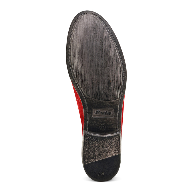Men's shoes bata, Rouge, 853-5129 - 19