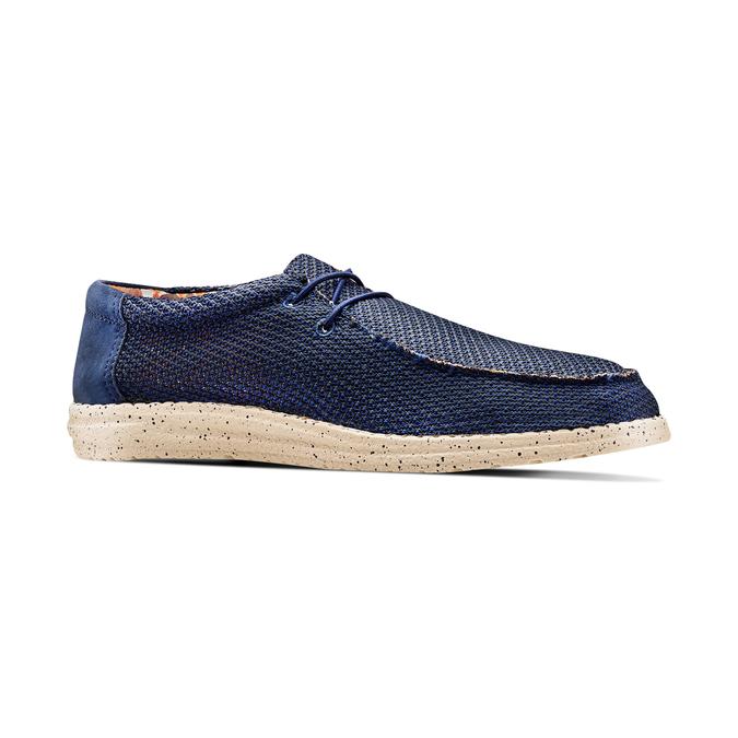Men's shoes bata, Violet, 859-9199 - 13