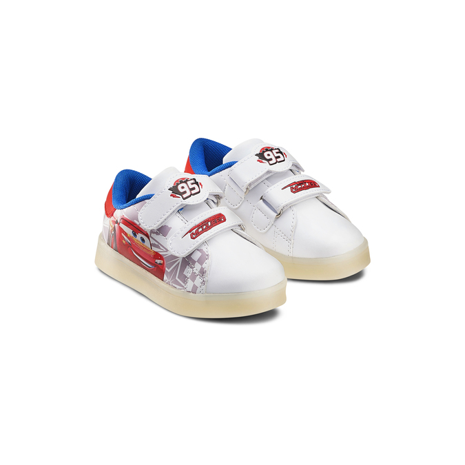 Childrens shoes spiderman, Blanc, 211-1179 - 16