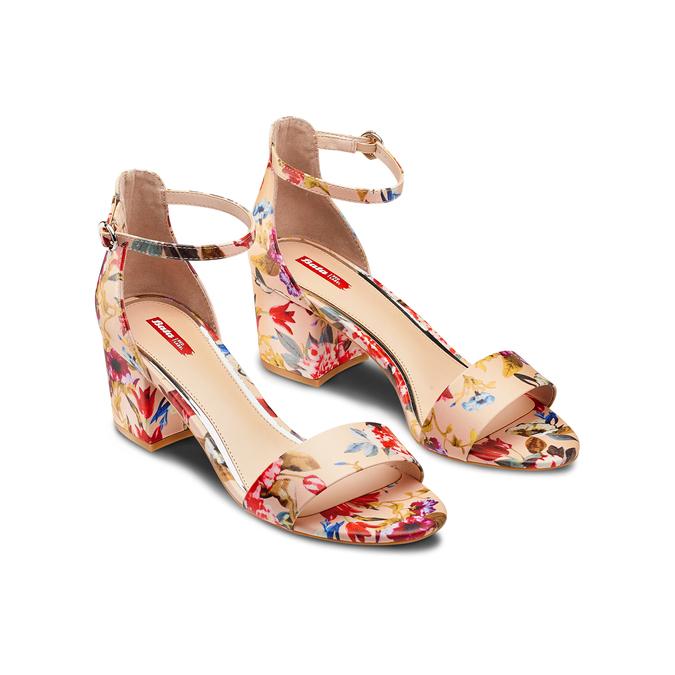 Women's shoes bata-rl, Rouge, 761-5334 - 16