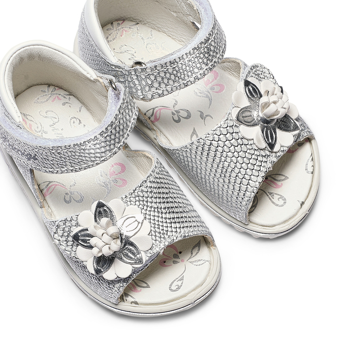 Childrens shoes primigi, Argent, 164-1148 - 26