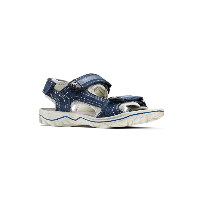 Childrens shoes weinbrenner-junior, Bleu, 463-9102 - 13