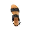 BATA Chaussures Femme bata, Noir, 669-6280 - 17