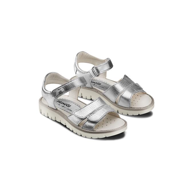 Childrens shoes primigi, Blanc, 364-1115 - 16