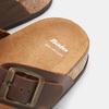 Women's shoes bata, Brun, 574-4477 - 17