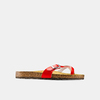 Women's shoes bata, Rouge, 571-5355 - 13
