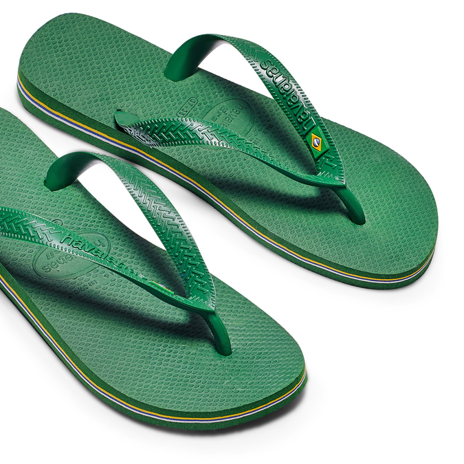Men's shoes havaianas, Vert, 872-0137 - 26