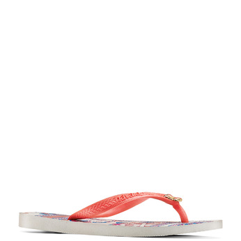 Women's shoes havaianas, Blanc, 572-1454 - 13
