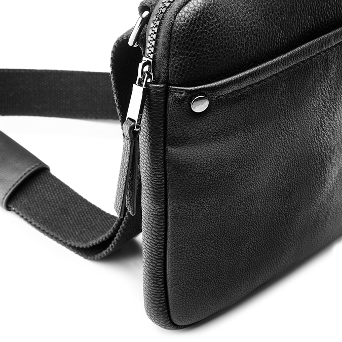Bag bata, Noir, 961-6495 - 15