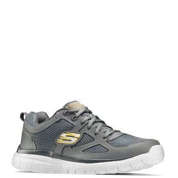 SKECHERS Chaussures Homme, Gris, 809-2805 - 13