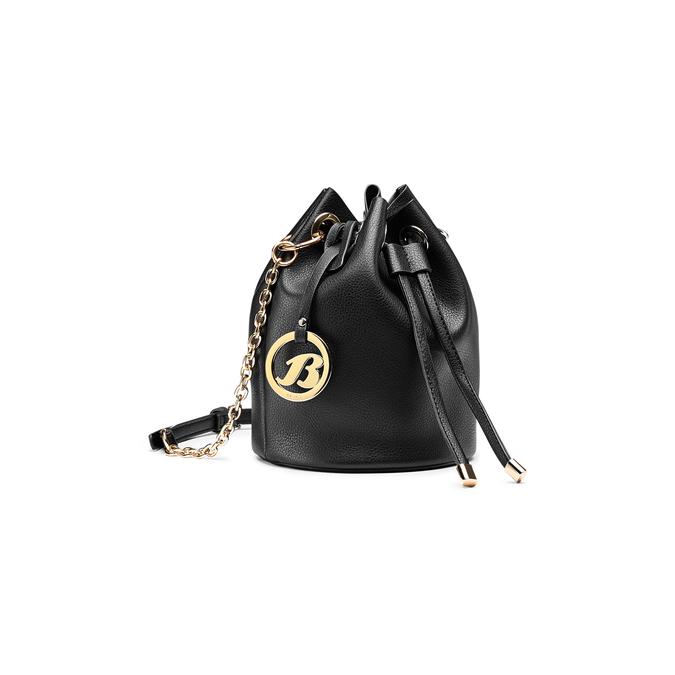 Bag bata, Noir, 961-6449 - 13