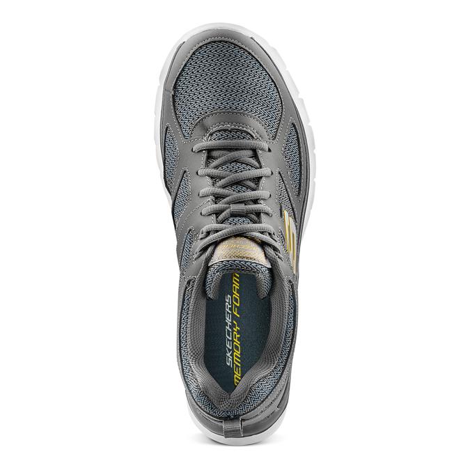 SKECHERS  Chaussures Homme skechers, Gris, 809-2805 - 17