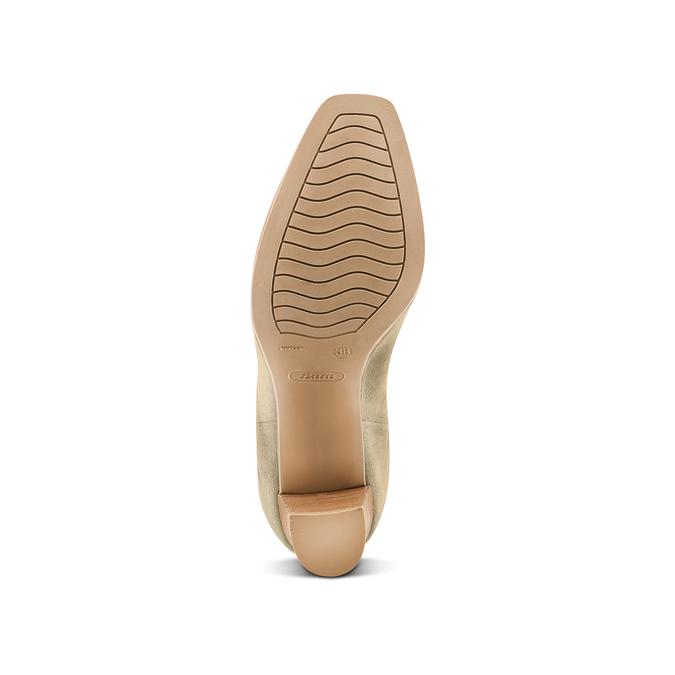 Women's shoes bata, Vert, 793-7248 - 19