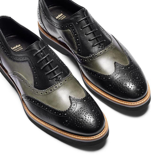 Men's shoes bata-the-shoemaker, Noir, 824-6364 - 26