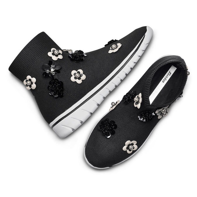 BATA Chaussures Femme bata, Noir, 549-6424 - 26