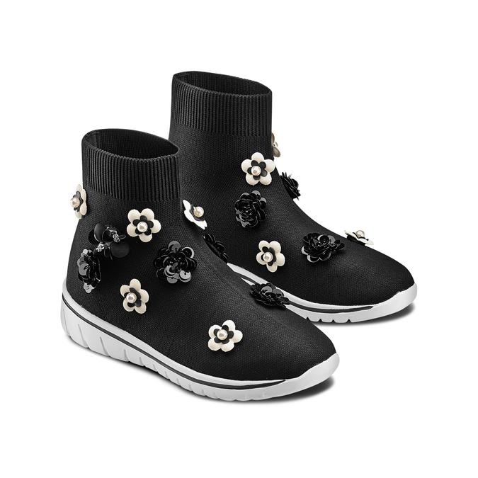 BATA Chaussures Femme bata, Noir, 549-6424 - 16