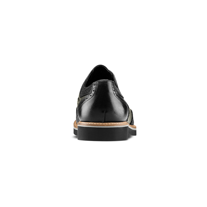 Men's shoes bata-the-shoemaker, Noir, 824-6364 - 15
