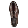 Men's shoes bata, Brun, 824-4504 - 17
