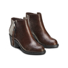 Women's shoes bata, Brun, 691-4220 - 16
