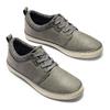 Men's shoes bata, Gris, 841-2495 - 26