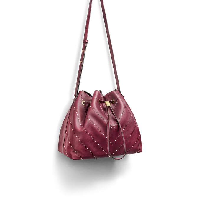 Bag bata, Rouge, 961-5510 - 17