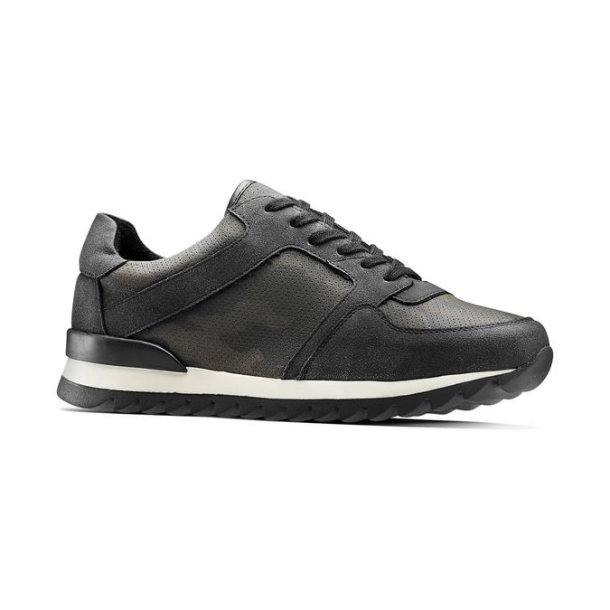 Men's shoes bata, Noir, 841-6479 - 13
