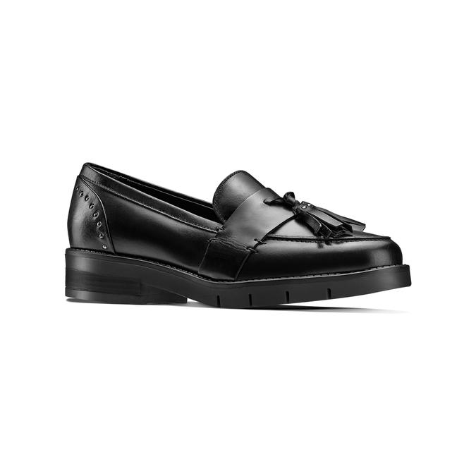 Women's shoes flexible, Noir, 514-6226 - 13