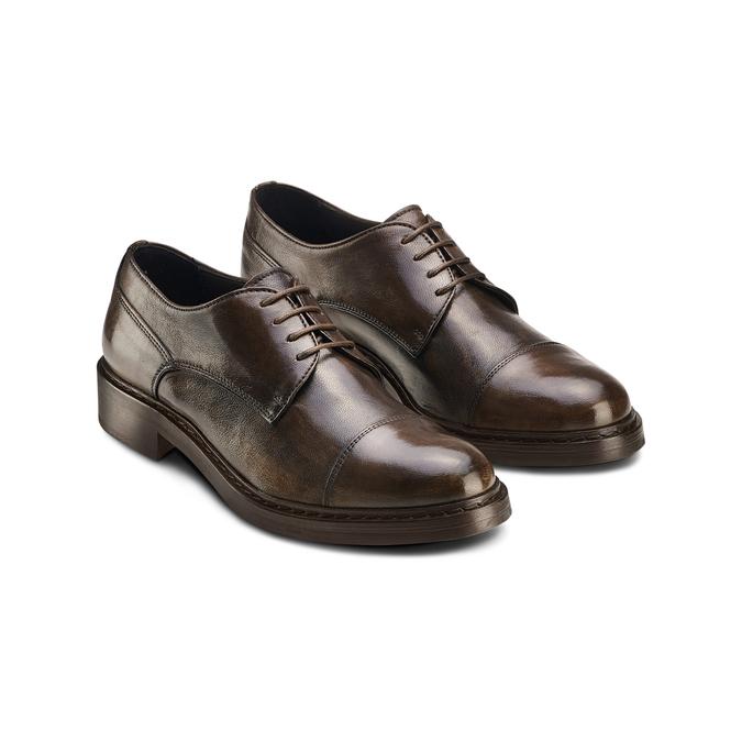 Women's shoes bata, Brun, 524-4227 - 16