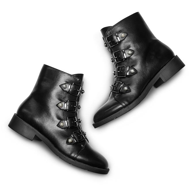 BATA Chaussures Femme bata, Noir, 591-6947 - 26