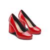 BATA Chaussures Femme bata, Rouge, 728-5172 - 16