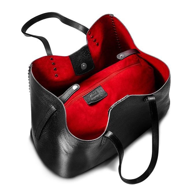 Bag bata, Noir, 964-6136 - 16