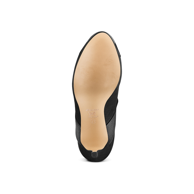 Women's shoes insolia, Noir, 729-6174 - 19