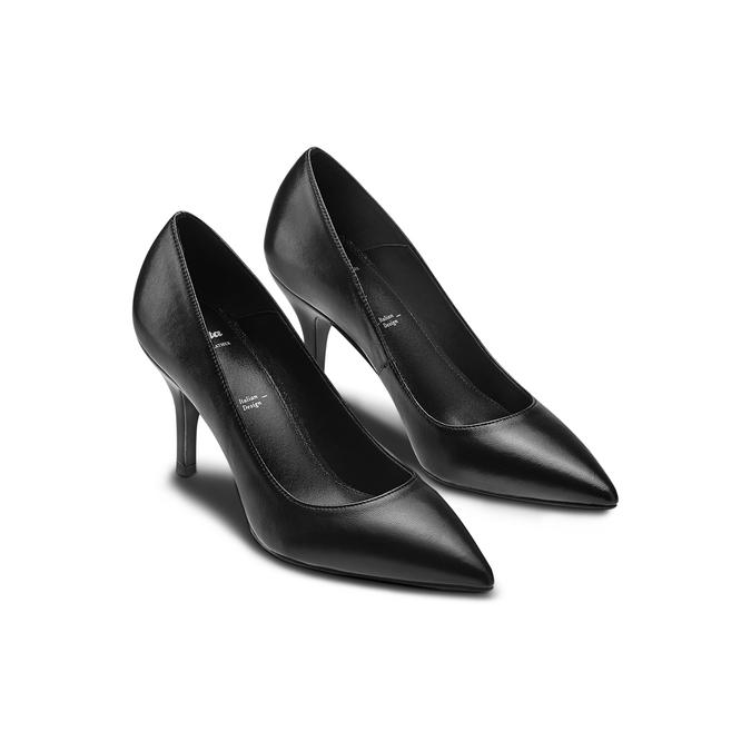 BATA Chaussures Femme bata, Noir, 724-6151 - 16