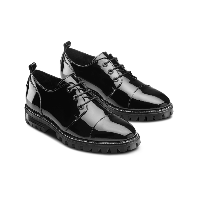 BATA Chaussures Femme bata, Noir, 528-6139 - 16
