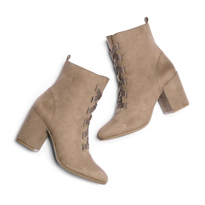 BATA RL Chaussures Femme bata-rl, Beige, 799-3386 - 26