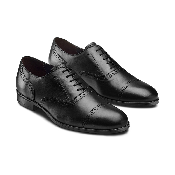 Men's shoes bata, Noir, 824-6511 - 16